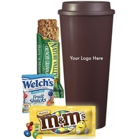 Closeout 20 oz Tumbler with Snacks