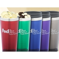 Travel Mug with your choice of two fillings