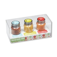 Backyard Barbeque Spice Rub Gift Set