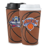 16 oz. single wall Grande plastic tumbler w/Basketball Sleev