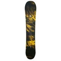 155cm American-Made Fiberglass Snowboard