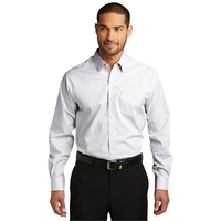 Port Authority Micro Tattersall Easy Care Shirt.
