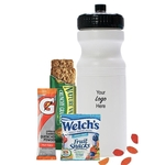 Gatorade Sport Bottle with Snacks
