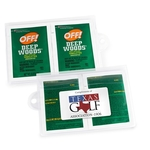 GoPac with OFF! Deep Woods Insect Repellent