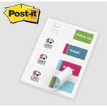 Post-it® Notes as Custom Printed Page Markers