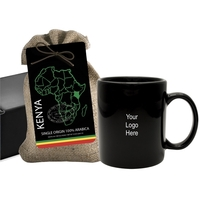 Kenya Coffee & Mug Gift Set