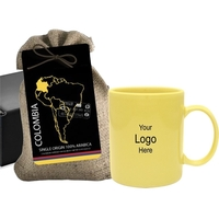 Colombia Coffee & Mug Gift Set