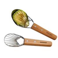 Bamboo Avocado Slicer