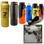 Large Dog Water Bottle And Travel Bowl