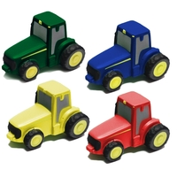 Tractor Shape Stress Reliever