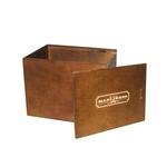 Wood Sliding Lid Box