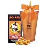 Hello Kitty Halloween Cocoa Gift Tumbler