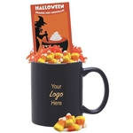 Witches Brew Cocoa & Candy Corn Mug