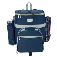 Haywood 4 Person Trolley Picnic Bag