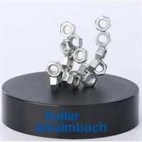 Magnetic Sculpture Desk Toys - 17 Nuts