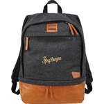 "Field & Co.(R) Campster Wool 15"" Computer Backpack"