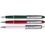 Italy 150 Anniversary Tricolore Pen Set
