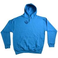 Tie-Dye Adult Neon Pullover Hoodie