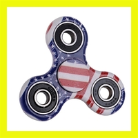 American Flag Camouflage Fidget Spinner