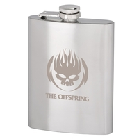 8 oz. Stainless Steel Hip Flask
