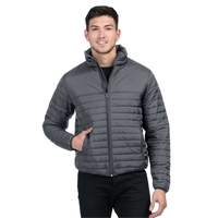 Canby Men's Quilted Puffer Jacket