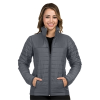Lacey Women's Quilted Puffer Jacket