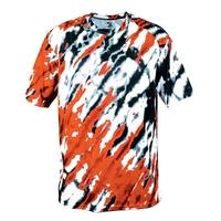 Youth Tie Dri Short-Sleeve T-Shirt