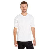 Men's 100% Poly Performance Short-Sleeve T-Shirt