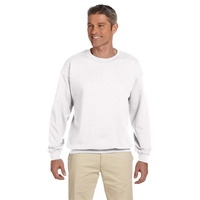 Adult 9.7 oz. Ultimate Cotton(R) 90/10 Fleece Crew
