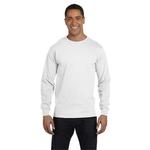 Adult 5.5 oz., 50/50 Long-Sleeve T-Shirt