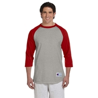 5.2 oz. Champion(R) Raglan T-Shirt