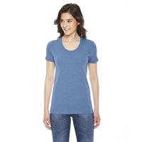 Ladies' Triblend Short-Sleeve Track T-Shirt
