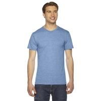 Unisex Triblend USA Made Short-Sleeve Track T-Shirt