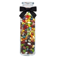 Glass Hydration Jar with Jelly Belly (R) Jelly Beans