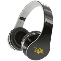 Phusic Stereo Bluetooth Headphones with FM Radio