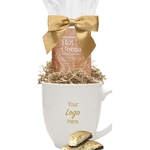 Starbucks Cocoa & Cookie Gift Mug
