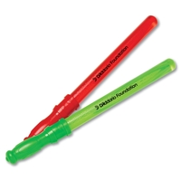 XL Bubble Wand in Red and Green Assortment