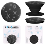 Aluminum PopSockets Grip - Black