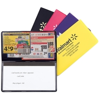 Coupon Holder With Shopping List Pad