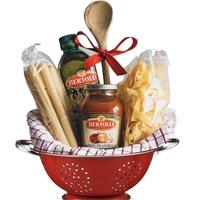 Pasta Night Gift Basket