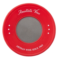 Ventilated Silicone Wine Glass Cover