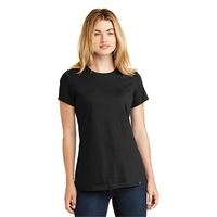New Era Ladies Heritage Blend Crew Tee.