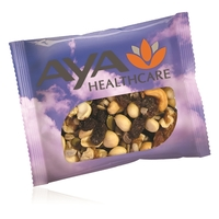 2oz. Full Color DigiBag with Raisin Nut Trail Mix