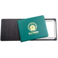 Padded Diploma Holders - Landscape Style