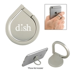 Aluminum Cell Phone Ring And Stand