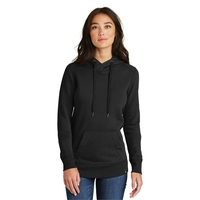 New Era Ladies French Terry Pullover Hoodie.