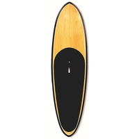 10' Paddle Board - Epoxy/Fiberglass/Bamboo