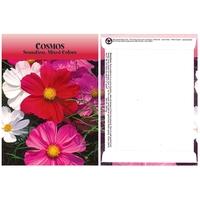 Standard Series Cosmos Flower Seeds