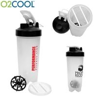 O2COOL Shaker Bottle