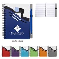 "5"" x 7"" Double Dip Spiral Notebook"